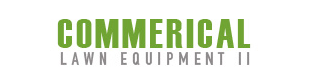 COMMERCIAL LAWN EQUIPMENT II